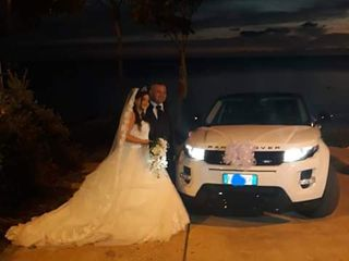 Le nozze di Rosanna e Francesco 1