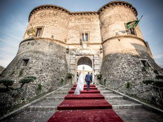 Le nozze di Antonella e Cristian