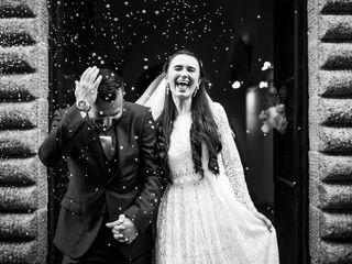 Le nozze di Julia e Donato
