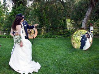 Le nozze di Chiara e Domenico