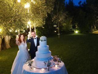 Le nozze di Fabrizio e Valeria