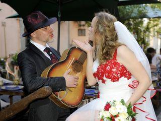 Le nozze di Venusia e Valentino 1
