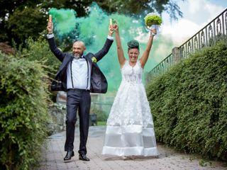 Le nozze di Roberta e Alberto