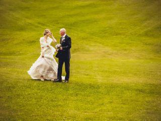 Le nozze di Polina e Martin