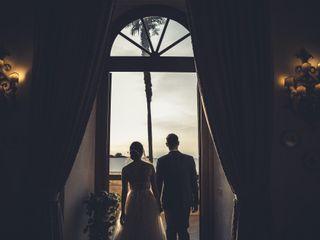 Le nozze di Cristina e Steve