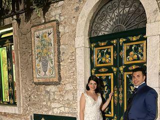 Le nozze di Sabrina e Alessandro  2