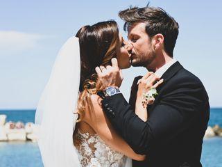 Le nozze di Lucia e Luca 1