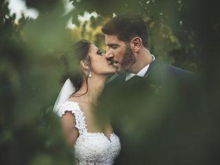 Le nozze di Chiara e Alessio