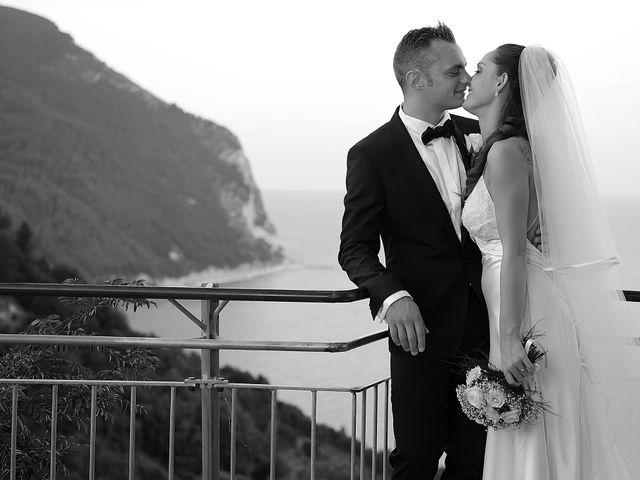 le nozze di Mandy e Riccardo