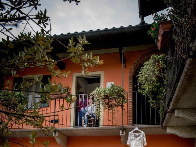 Il matrimonio di Fabio e Francesca a Robecco sul Naviglio, Milano 6