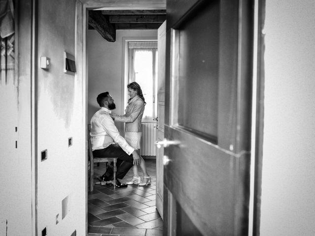 Il matrimonio di Fabio e Francesca a Robecco sul Naviglio, Milano 7