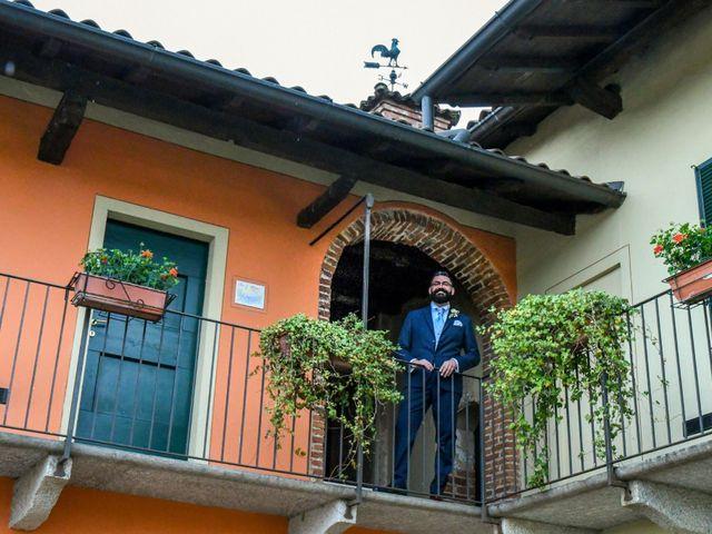 Il matrimonio di Fabio e Francesca a Robecco sul Naviglio, Milano 14