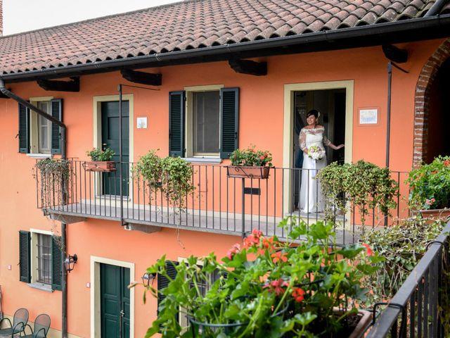 Il matrimonio di Fabio e Francesca a Robecco sul Naviglio, Milano 15