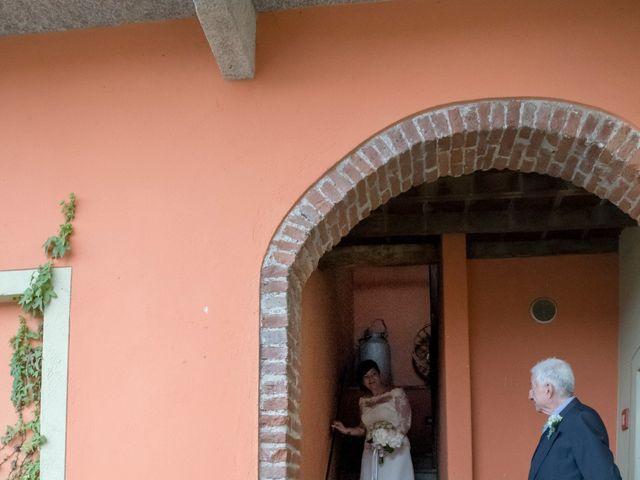 Il matrimonio di Fabio e Francesca a Robecco sul Naviglio, Milano 18