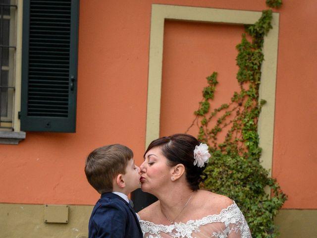 Il matrimonio di Fabio e Francesca a Robecco sul Naviglio, Milano 19