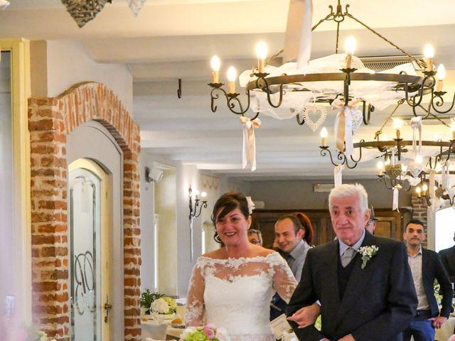 Il matrimonio di Fabio e Francesca a Robecco sul Naviglio, Milano 21