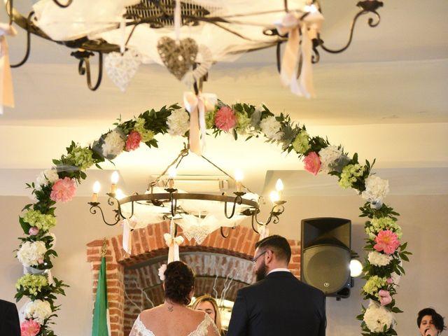 Il matrimonio di Fabio e Francesca a Robecco sul Naviglio, Milano 22