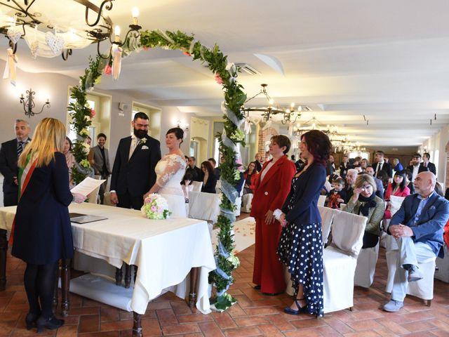 Il matrimonio di Fabio e Francesca a Robecco sul Naviglio, Milano 23