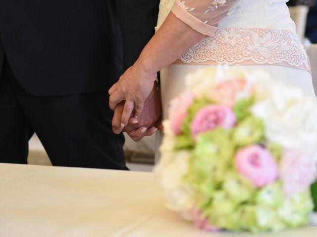 Il matrimonio di Fabio e Francesca a Robecco sul Naviglio, Milano 25