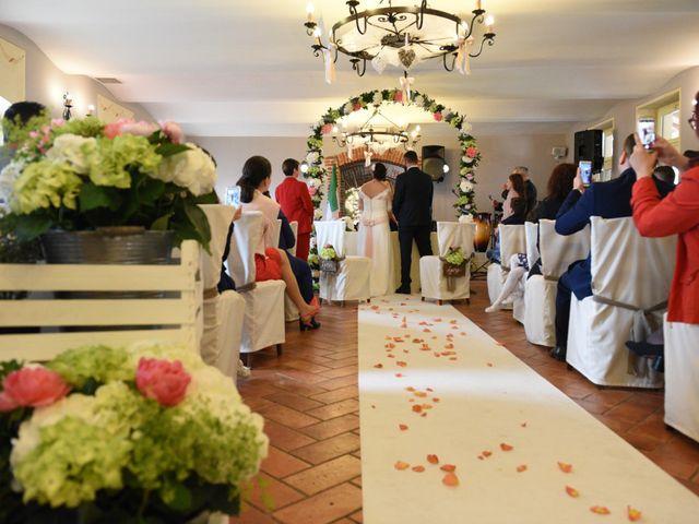 Il matrimonio di Fabio e Francesca a Robecco sul Naviglio, Milano 27