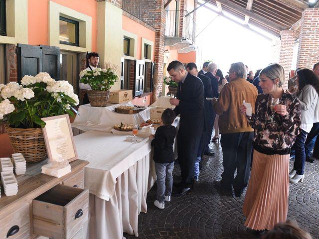 Il matrimonio di Fabio e Francesca a Robecco sul Naviglio, Milano 28