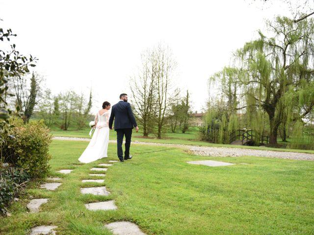 Il matrimonio di Fabio e Francesca a Robecco sul Naviglio, Milano 29