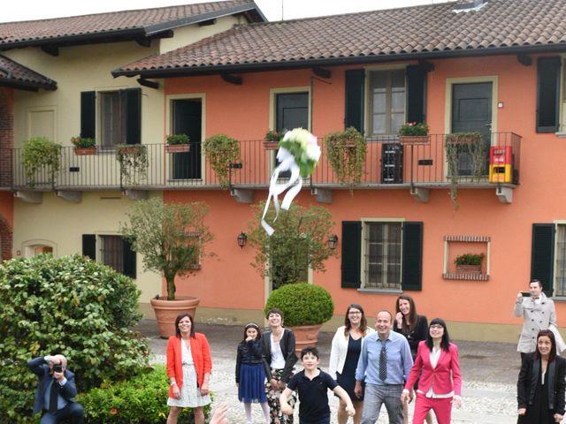 Il matrimonio di Fabio e Francesca a Robecco sul Naviglio, Milano 39