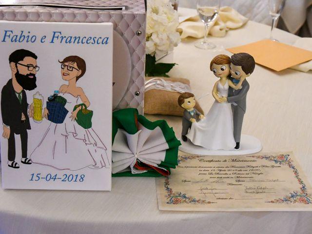 Il matrimonio di Fabio e Francesca a Robecco sul Naviglio, Milano 38