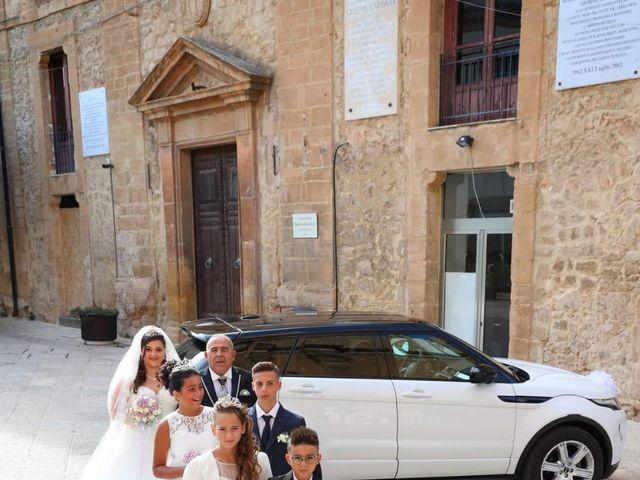 Il matrimonio di Francesco e Rosanna a Castelvetrano, Trapani 8