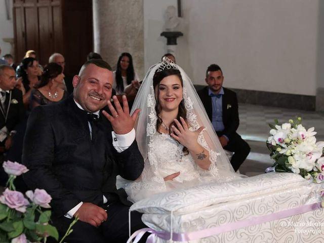 Il matrimonio di Francesco e Rosanna a Castelvetrano, Trapani 9
