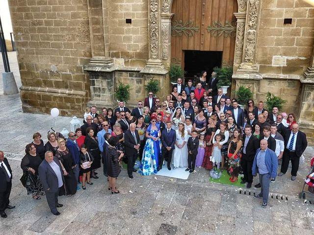 Il matrimonio di Francesco e Rosanna a Castelvetrano, Trapani 12