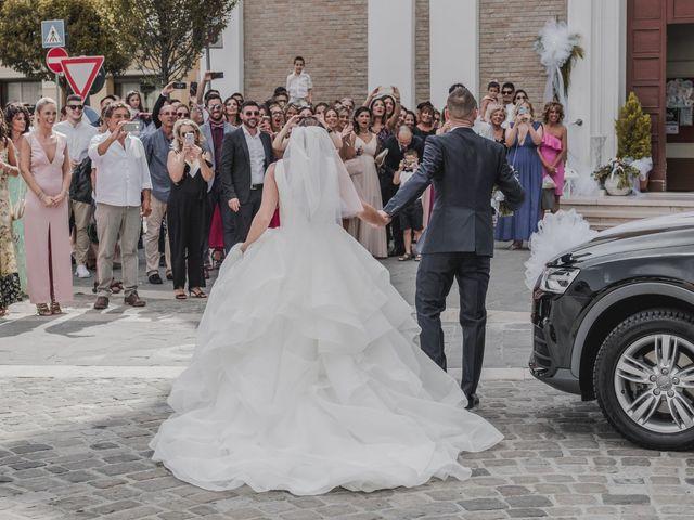 Il matrimonio di Francesco e Cristina a Cesenatico, Forlì-Cesena 11