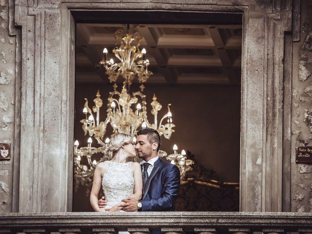 Il matrimonio di Cristian e Antonella a Faicchio, Benevento 1