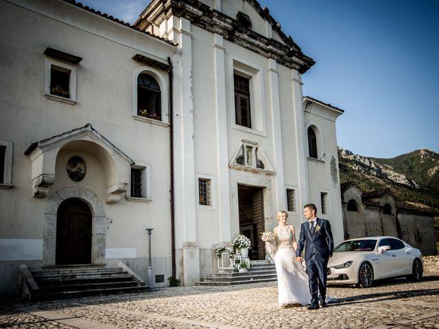 Il matrimonio di Cristian e Antonella a Faicchio, Benevento 16