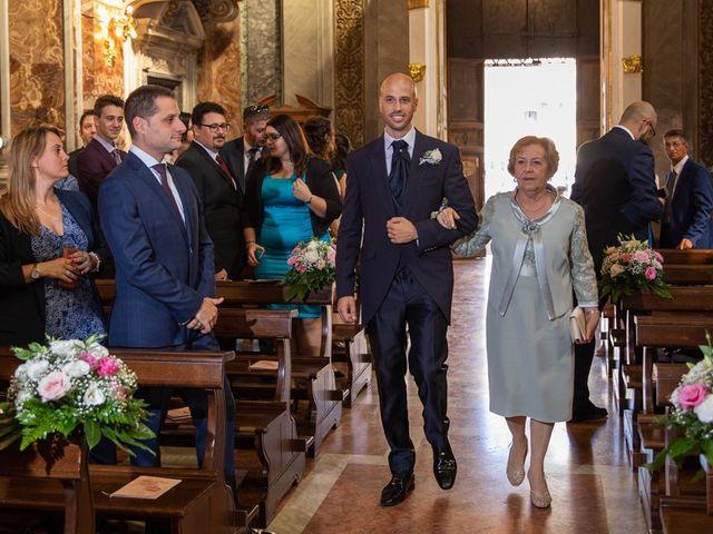 Il matrimonio di Giorgio e Paola a Roma, Roma 9