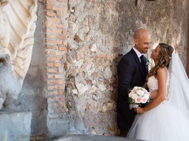Le nozze di Paola e Giorgio