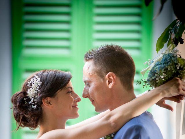 Il matrimonio di Gerry e Chiara a Lainate, Milano 3