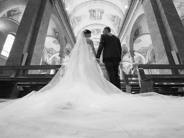 Il matrimonio di Gerry e Chiara a Lainate, Milano 8