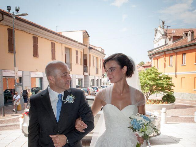 Il matrimonio di Gerry e Chiara a Lainate, Milano 15