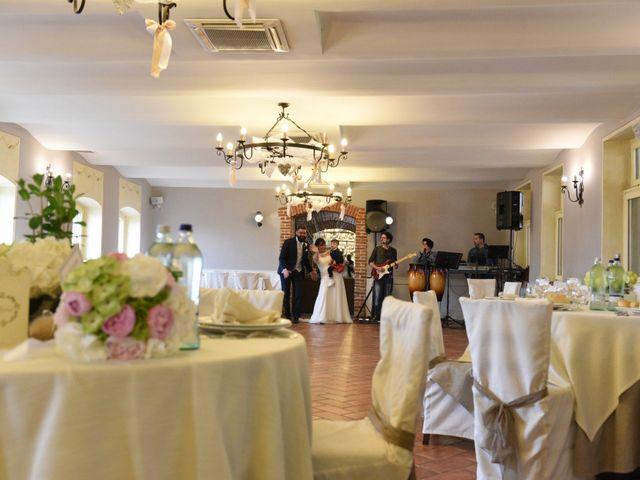 Il matrimonio di Fabio e Francesca a Robecco sul Naviglio, Milano 37
