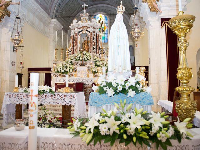 Il matrimonio di Giuseppe e Alessandra a Sinnai, Cagliari 1
