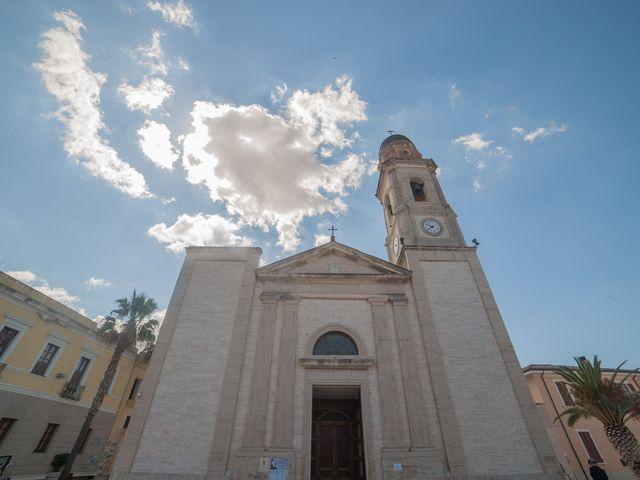 Il matrimonio di Giuseppe e Alessandra a Sinnai, Cagliari 2