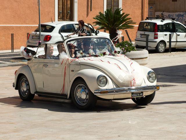 Il matrimonio di Giuseppe e Alessandra a Sinnai, Cagliari 3
