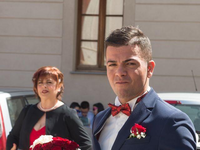 Il matrimonio di Giuseppe e Alessandra a Sinnai, Cagliari 4