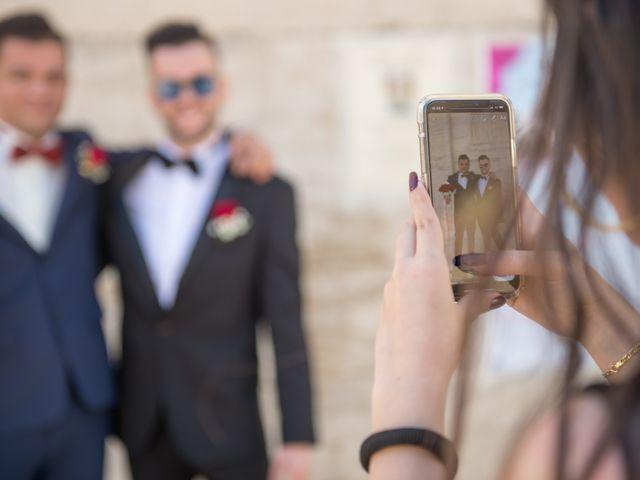 Il matrimonio di Giuseppe e Alessandra a Sinnai, Cagliari 8