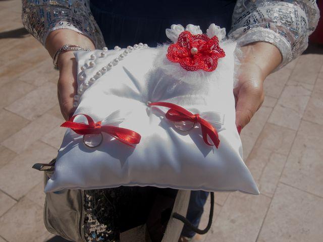 Il matrimonio di Giuseppe e Alessandra a Sinnai, Cagliari 11