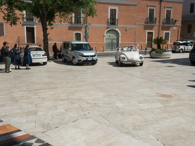 Il matrimonio di Giuseppe e Alessandra a Sinnai, Cagliari 13