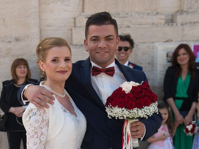 Il matrimonio di Giuseppe e Alessandra a Sinnai, Cagliari 17
