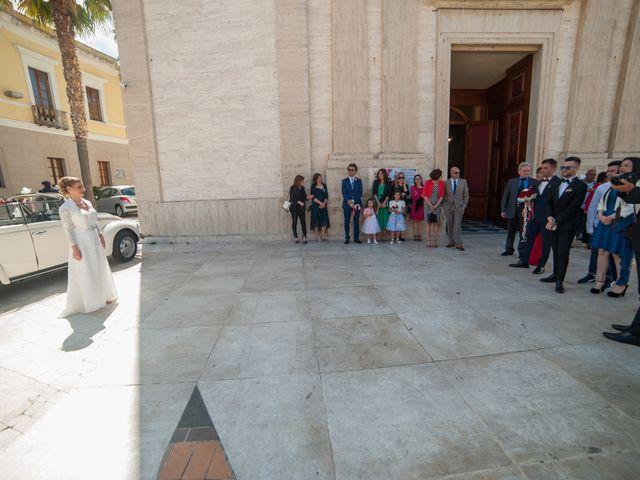 Il matrimonio di Giuseppe e Alessandra a Sinnai, Cagliari 18
