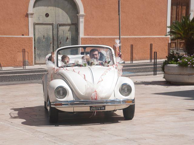 Il matrimonio di Giuseppe e Alessandra a Sinnai, Cagliari 14